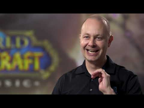 WoW® Classic with Creators Episode 6: Tom Chilton