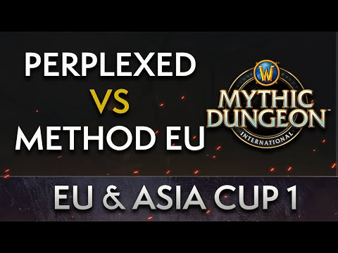 Method EU vs Perplexed | Day 2 Upper Final | MDI EU & Asia Cup 1