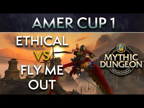 Ethical vs Fly Me Out | Day 1 Upper Quarters | AMER Cup 1