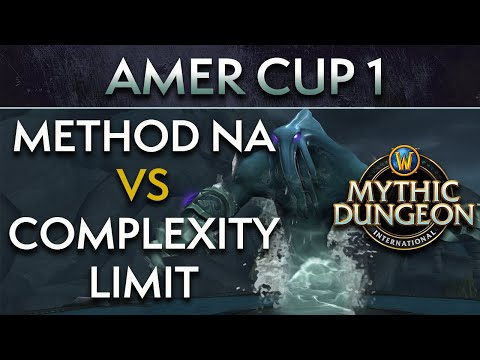 Complexity Limit vs Method NA | Day 1 Upper Semis | AMER Cup 1