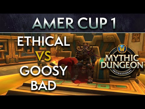 Goosy Bad vs Ethical | Day 1 Upper Semis | AMER Cup 1