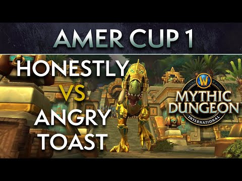 Honestly vs Angry Toast | Day 1 Lower Round | AMER Cup 1