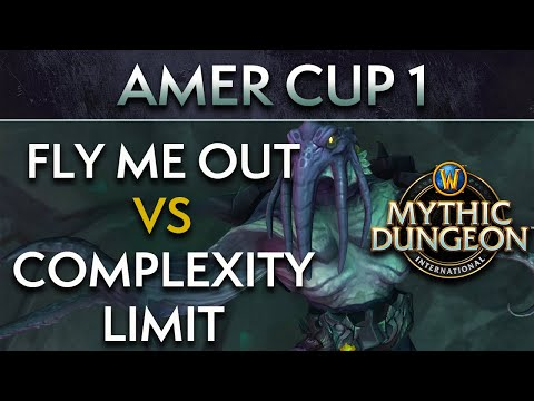 Complexity Limit vs Fly Me Out | Day 2 Lower Quarters | AMER Cup 1