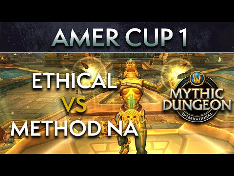 Method NA vs Ethical | Day 2 Upper Final | AMER Cup 1