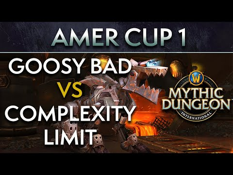 Complexity Limit vs Goosy Bad| Day 2 Lower Semis | AMER Cup 1