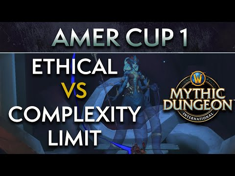 Ethical vs Complexity Limit | Day 2 Lower Final | AMER Cup 1