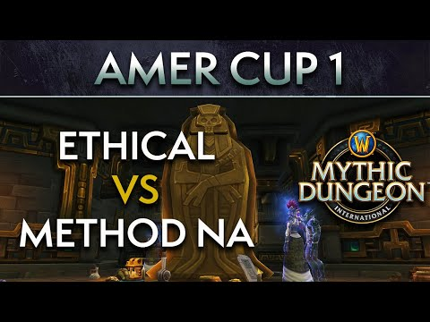 Method NA vs Ethical | Day 2 Grand Final | AMER Cup 1