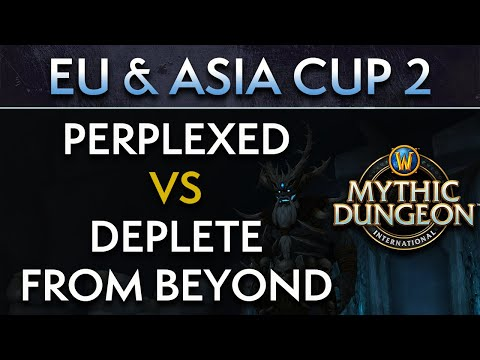 Perplexed vs Deplete from Beyond | Day 1 Upper Semis | EU & Asia Cup 2