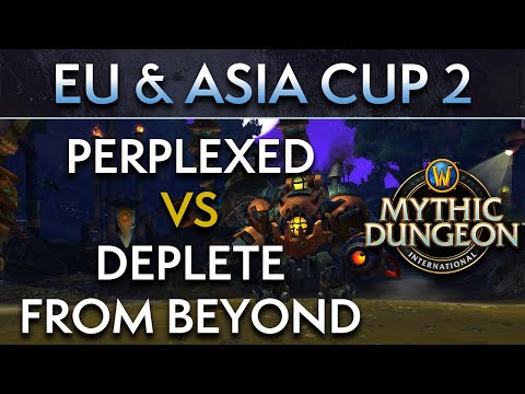 Perplexed vs Deplete from Beyond| Day 2 Lower Final | EU & Asia Cup 2