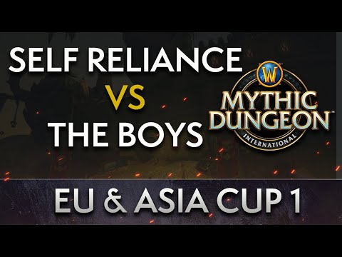 Self Reliance vs The Boys | Day 2 Lower Quarters | MDI EU & Asia Cup 1