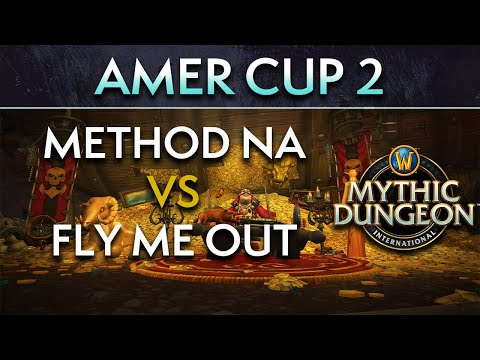 Method NA vs Fly Me Out | Day 1 Upper Quarters | AMER Cup 2