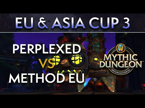 Perplexed vs Method EU | Day 2 Upper Final | EU & Asia Cup 3