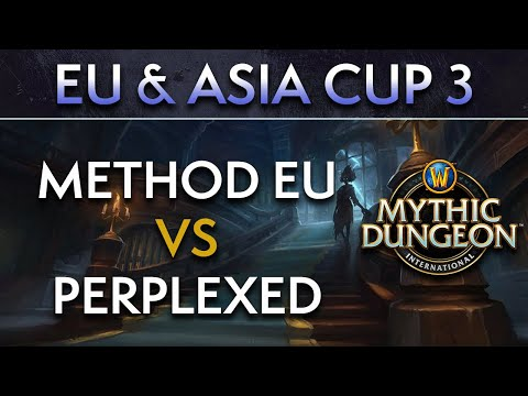 Method EU vs Perplexed | Day 2 Grand Final | EU & Asia Cup 3