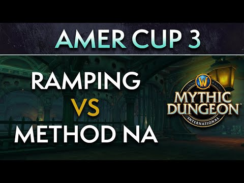 Method NA vs Ramping | Day 1 Upper Quarters | AMER Cup 3