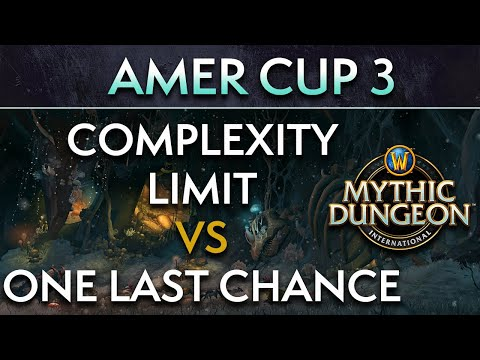 Complexity Limit vs One Last Chance | Day 1 Upper Quarters | AMER Cup 3