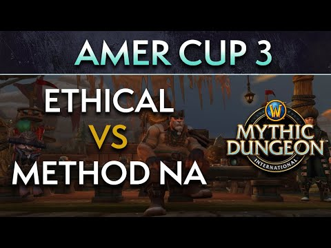 Method NA vs Ethical | Day 2 Upper Final | AMER Cup 3