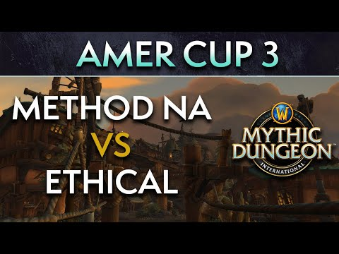 Method NA vs Ethical | Day 2 Grand Final | AMER Cup 3