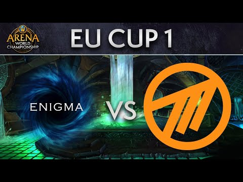 Method Black vs Enigma | Upper Quarters | AWC EU Cup 1