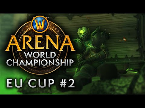 AWC EU Cup 2 | Top 8 Full VOD