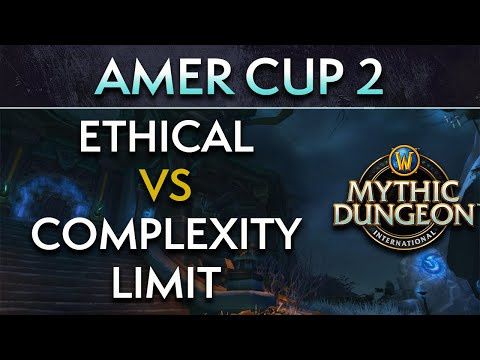 Ethical vs Complexity Limit | Day 1 Upper Semis | AMER Cup 2