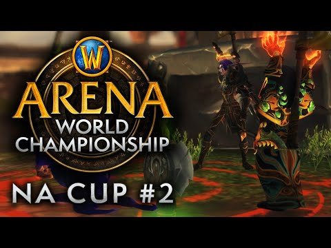 AWC NA Cup 2 | Full VOD