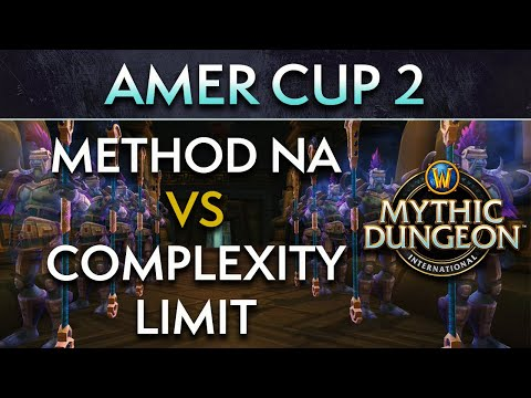 Method NA vs Complexity Limit | Day 2 Upper Final | AMER Cup 2