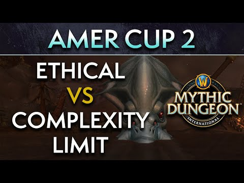 Complexity Limit vs Ethical | Day 2 Lower Final | AMER Cup 2