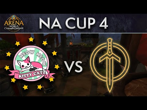 Meow Meow Kitty Catz vs Golden Guardians | Upper Quarters | AWC NA Cup 4