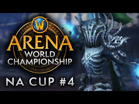 AWC NA Cup 4 | Top 8 | Full VOD