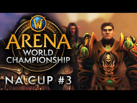 AWC NA Cup 3 | Full VOD
