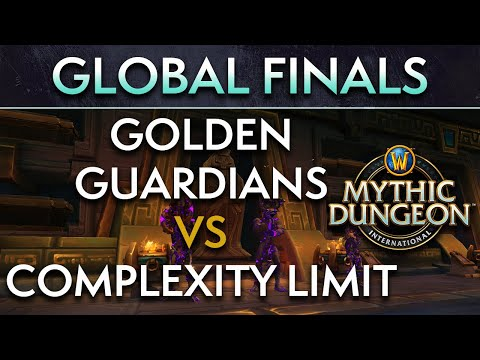 Round Two | Golden Guardians vs Complexity Limit| MDI Global Finals Day 2
