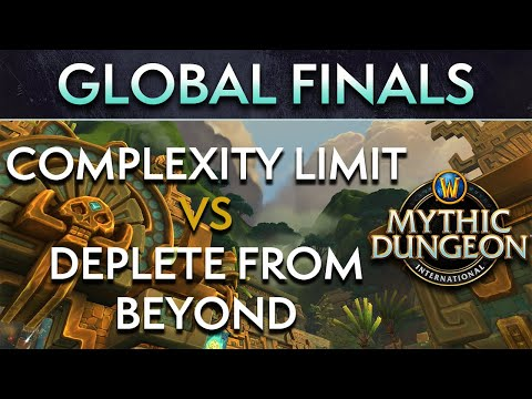 Lower Quarters | Complexity Limit vs Deplete from Beyond | MDI Global Finals Day 2