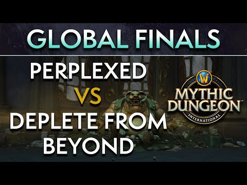 Lower Semis | Perplexed vs Deplete from Beyond | MDI Global Finals