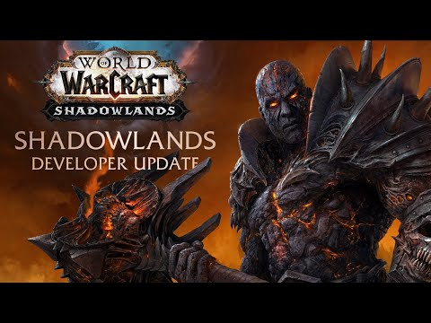 Shadowlands Developer Update 7/8/2020