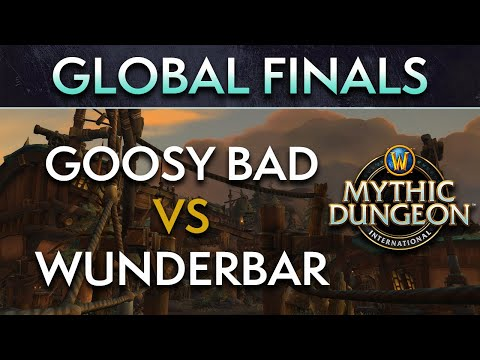 Round One | WUNDERBAR vs Goosy Bad | MDI Global Finals Day 1