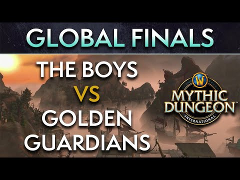 Round One | Golden Guardians vs The Boys | MDI Global Finals Day 1