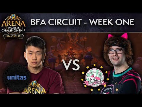 M2KC vs Unitas | AWC BFA Circuit | Week 1 - Day 1