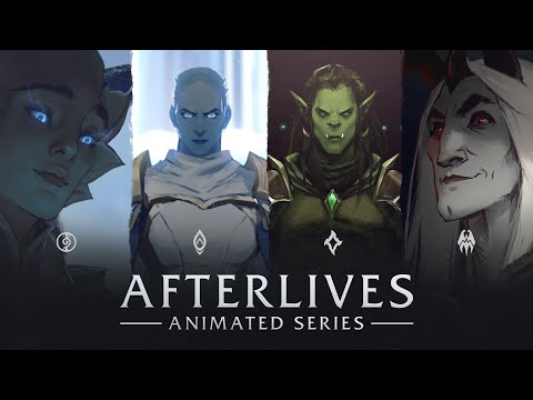 Shadowlands Afterlives: Animated Series Trailer