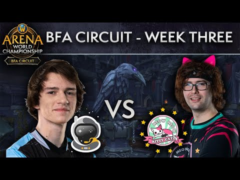 Spacestation Gaming vs M2KC | AWC BFA Circuit | Week 3 - Day 2