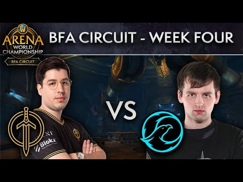 Golden Guardians vs Charlotte Phoenix | AWC BFA Circuit | Week 4 - Day 1