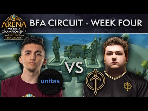 Golden Guardians vs Unitas | AWC BFA Circuit | Week 4 - Day 2