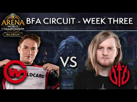 Wildcard Gaming vs Diabolus | AWC BFA Circuit | Week 3 - Day 1