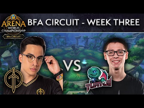 Golden Guardians vs Turtle | AWC BFA Circuit | Week 3 - Day