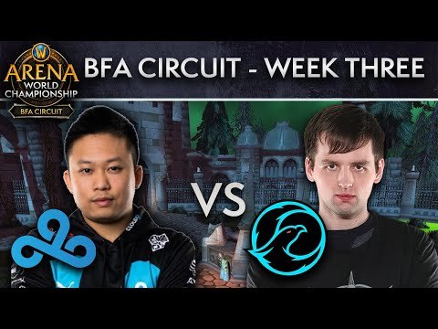 Cloud9 vs Charlotte Phoenix | AWC BFA Circuit | Week 3 - Day 1