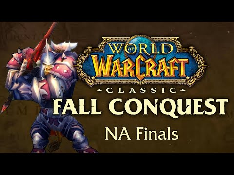 WoW Classic Fall Conquest | NA Finals