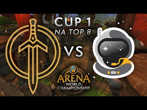 Spacestation Gaming vs Golden Guardians | Lower Quarters | AWC Shadowlands NA Cup 1