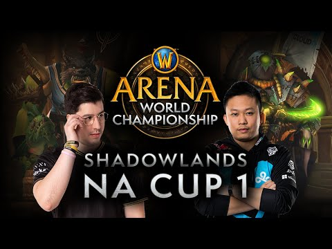 AWC Shadowlands NA Cup 1   Top 8 Full VOD