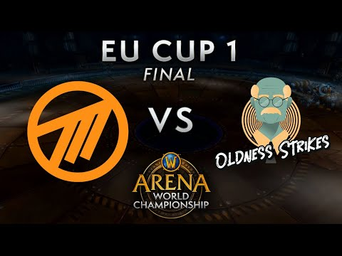 Method vs Oldness Strikes   Finals   AWC Shadowlands EU Cup 1