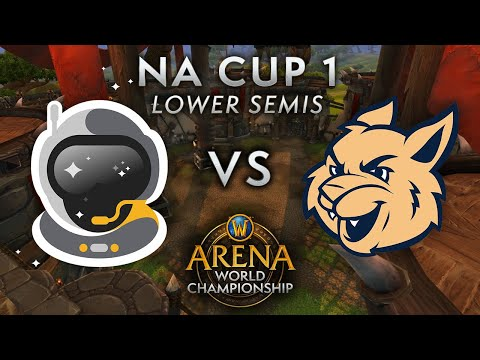 Spacestation Gaming vs Kawhi | Lower Semis | AWC Shadowlands NA Cup 1