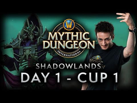 MDI Shadowlands | Cup 1 | Day 1